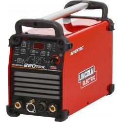 INWENTOR SPAWALNICZY INVERTEC 220TPX 115/230V, LINCOLN ELECTRIC