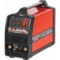 INWERTOR SPAWALNICZY INVERTEC V-270TP 400V, LINCOLN ELECTRIC