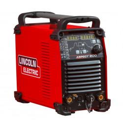 URZĄDZENIE TIG ASPECT 200 230V, LINCOLN ELECTRIC