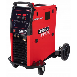 PÓŁAUTOMAT SPAWALNICZY POWERTEC I320C STANDARD 400V, LINCOLN ELECTRIC