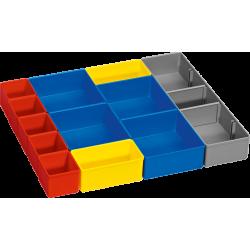 ZESTAW POJEMNIKÓW INSET BOX i-BOXX 53 (12 szt.), BOSCH