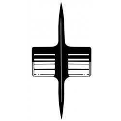 KÓŁKO TNĄCE DO RUR STALOWYCH F229 10.0mm, RIDGID